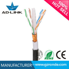 Clamp outdoor cable wiring cat6 FTP