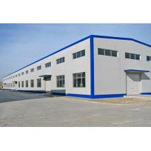 Construcción de Taller Industrial Conjunto