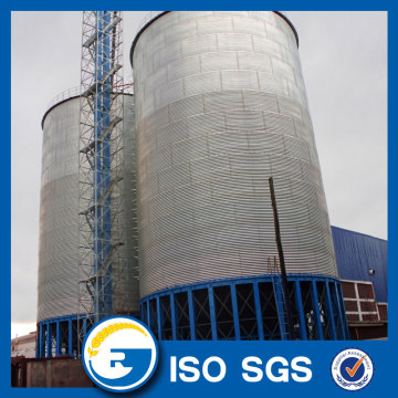 500 Ton Grain Hopper Silos