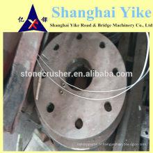 Pièces de rechange de concassage à marteau plaque de grille