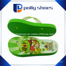 Shiny Summer Slipper Healthy Boys Flip Flops