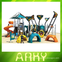 Nouvelle conception Outdoor Playground Kindergarten Extérieur Play Land Equipment