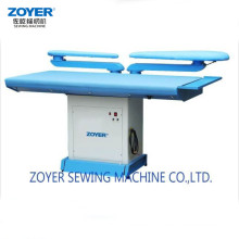 ZY-YTT Zoyer Strong Suction Commercial Iron Vacuum Table for Laundry