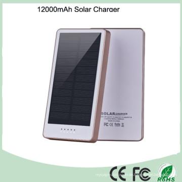 2016 Werbe Großhandel Solar Power Bank 12000 mAh (SC-1688)