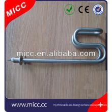 elemento de calefacción seco hecho por el fabricante profesional de elemento de calefacción 220v
