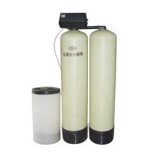 Valve de contrôle et régénération Adoucisseur d'eau à double réservoir