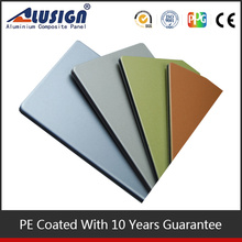 Alusign high standard recycled plastic cladding