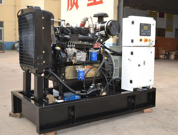 CE Certificated 85KVA Generator Set with Weichai engine