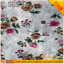 DOT Design Printed Non-Woven Fabric