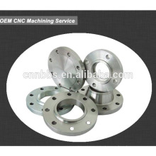 Custom machined carbon steel puddle flange,OEM Non-standard parts