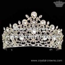 Unique Crystal Diamond Wedding Tiaras