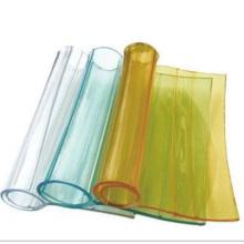 Folha macia do PVC da matéria prima 100% virgem em Phr 25-42