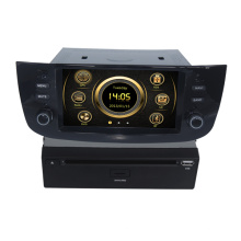 Wince 6.0 PIP Virtual 6CD car central multimedia for Fiat Linea with GPS/3G/Bluetooth/TV/IPOD/RDS