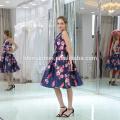 Venta caliente nueva fiesta de baile tocando vestidos de noche turcos