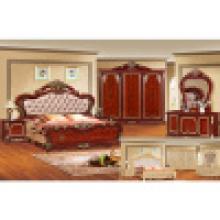Классическая кровать для домашней мебели и мебели гостиницы (W805A)