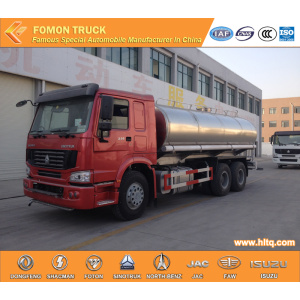 Sinotruk 10 wheels Water Tank Transport Vehicle