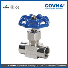 Female Forged 1/2'' NPT Stainless Steel Needle Valve