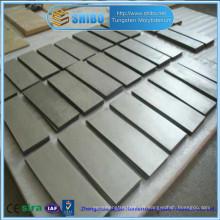 Plaque pure de molybdène d'approvisionnement d'usine avec la grande pureté 99.95%
