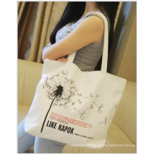 2017 neue design leinwand einkaufstasche, werbe baumwolle tasche, baumwolle leinwand tasche