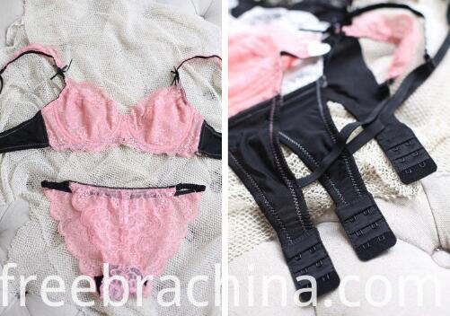 lace bra sets