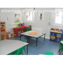 Escuela Modular ISO / Aula de Contenedores / Estadio de Educación (shs-fp-education001)