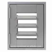 Persianas de persiana ajustables de la ventana de aluminio del diseño único