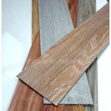 Planche de plancher de vinyle de PVC faite de matériaux vierges