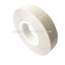 Ptfe fita com um lado adesivo de silicone ptfe revestido fitas adesivas de vidro tecido 10m de comprimento