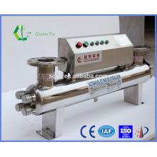 Heiße Verkaufporzellanfabrik für UVschlauchlicht ultraviolettes Wassersterilisator bester Kauf