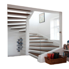 Stair Step Tread Wood Stairs Slide Nose Spiral Staircase Save Space