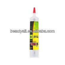Tubos de aceite de engranajes de plástico de 40 mm de diámetro