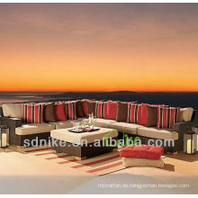 2012 modernes Rattan Freizeit Sofa SE-008