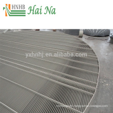 Durable Drift Eliminator Demister Pad with FRP Backwashing