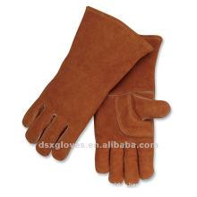 Длинные защитные перчатки
