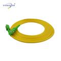 SC / APC LSZH veste YFOC fibre optique intérieure câble de cordon de raccordement