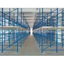 Manuelle Operation Metal Storage Shelving