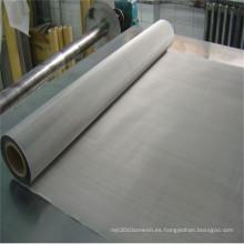 Malla de alambre de impresión de pantalla de acero inoxidable ultrafino