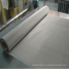 Fil métallique d'impression d'écran d'acier inoxydable ultra fin