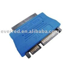 Adaptateur SATA22P vers SATA13P pour Slimline DVD (ERS031-032)