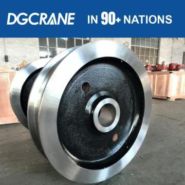 Колеса вагонетки трубы DGcrane для колеса индустрии