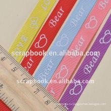 лента декоративная ткань ленты цветом