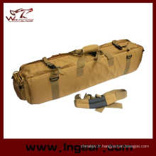 Militaire anti-rayures Gun affaire M249 Tactical Gun sac de transport