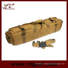 Военные-царапинам нося пистолет случае тактические M249 пистолет мешок