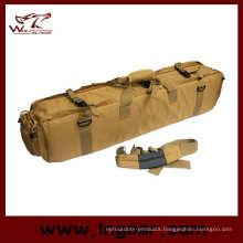 Military Scratch-Resistant Carrying Gun Case Tactical M249 Gun Bag