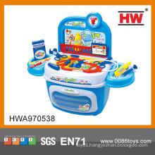 2015 Best selling children plastic pretend toy doctor set toy