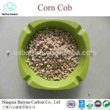épi de maïs concassé pour polir différentes tailles de maïs en vrac