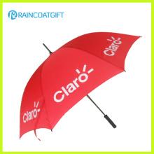 Automatischer gerader billiger fördernder Regenschirm