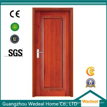 Porte intérieure en bois de chêne pour la nouvelle maison