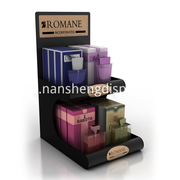 retail cosmetic display unit