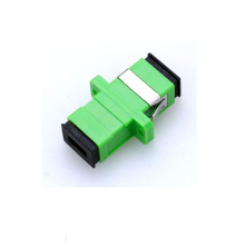factory low price Used for China SC Adapter, Fiber SC Adapter, Mini SC Adapter Exporter SC SX Fiber Optic Adapter supply to Spain Manufacturer